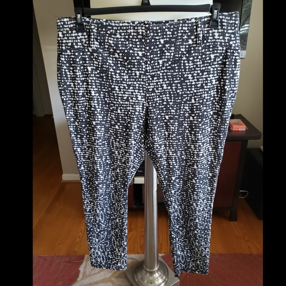 Faded Glory Pants - Print Jeggings